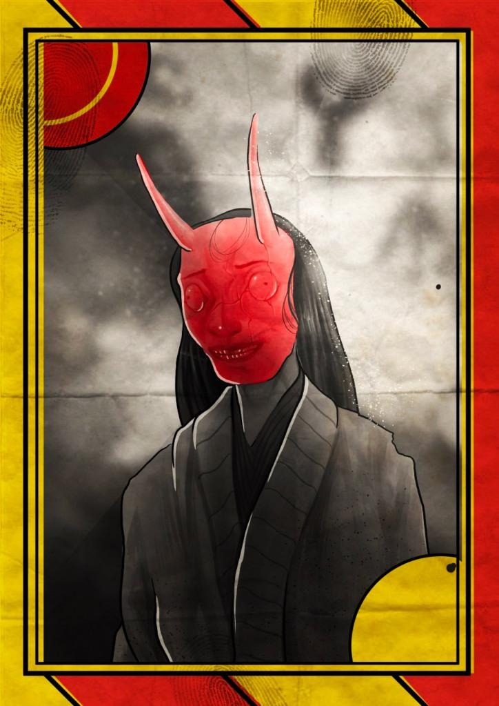 Oni Cultist Card - Isacrigat (2020)